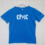 Personalised 'Epicr' Child's Organic Cotton T-shirt