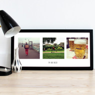 Personalised Rectangle Instagram Photo Album