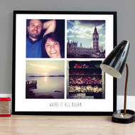 Personalised Square Instagram Photo Album