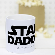 Star Wars 'Star Daddy'