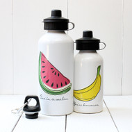 Personalised 'Fruit' Water bottle