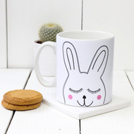 Personalised 'Rabbit' mug