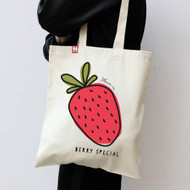Personalised 'Berry Much' Bag