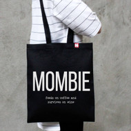 Personalised  'Mombie' Tote Bag