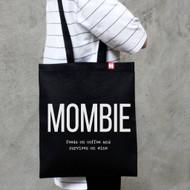 Personalised  'Mombie' Tote Bag