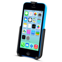 RAM Mount Cradle for iPhone 5c without Skin or Case