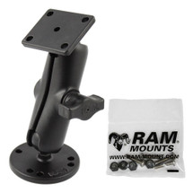 RAM Mount Flat Surface Mount Kit with AMPS Plate