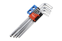 Bikeservice Extra Long 9 Piece Hex Key Set