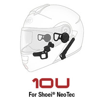 Sena 10U Shoei Neotec Bluetooth Intercom Headset