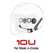 Sena 10U Shoei J-Cruise Bluetooth Intercom Headset