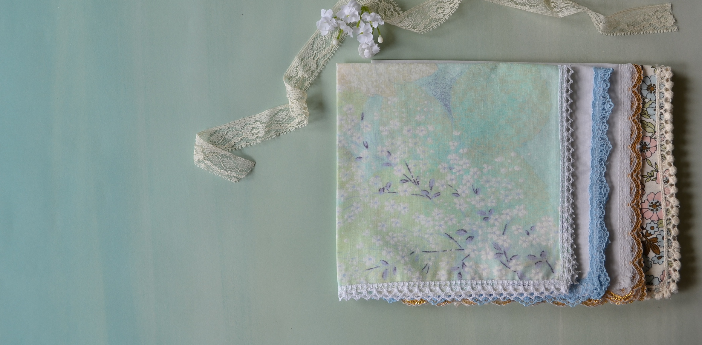 Wedding Hankies - New Collection from Happy Hanky