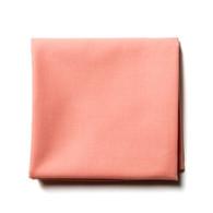 Peach handkerchief for men