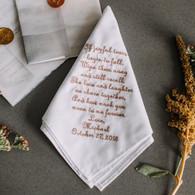 Grandfather handkerchief