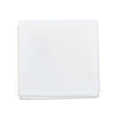white men's handkerchief