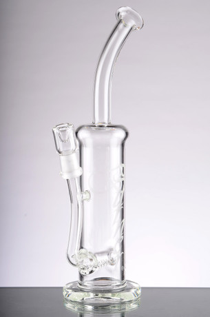 12 in. Burner Stemless Bubbler with Inline Diffuser