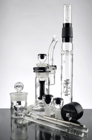 Killadelph Bubbler Conversion Set with Custom Case