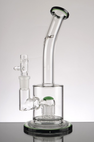 10 in. Toro Bubbler with 6 Arm Tree Perc Green Accents