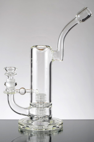 9.5 inch Mobius 50B Bubbler with Stereo Matrix Perc- SEA, 7, CH
