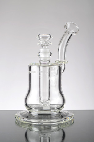 8 inch Mobius Ion Matrix II Bubbler with Fixed Matrix Perc- SEA