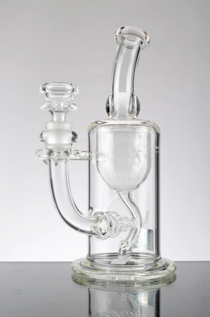 8.5 inch Mobius Recurve Incylcer with Inline Matrix Perc- CH