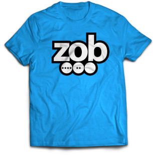 Zob White Dots on Blue
