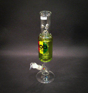 15 Inch Zob Glycerin Beaker with 8 arm tree percolator-Image 1