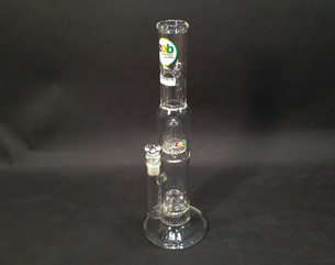 16 Inch Stemless Zob straight Tube with Zobello and UFO Percolators-Image 1