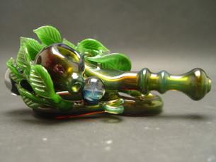 Burtoni Leafy Green Pipe-Image 1