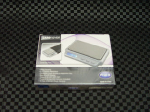 A W S CARD-V2-600 Digital Tobacco Scale-Image 1