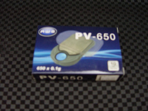 PV 650 Digital Pocket Tobacco Scale-Image 1