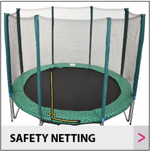 Click here to shop for trampoline Safety Netting