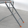 Three rung trampoline ladder for 12ft to 16ft trampolines.