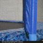 10ft Spring Trampoline with Net and Ladder