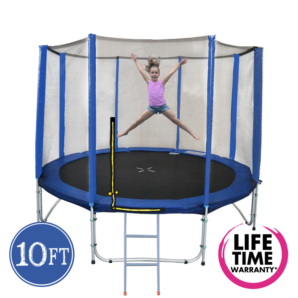 10ft Trampoline Built Tough For Australia Premier
