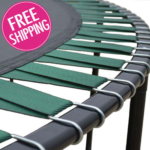10ft Springless Trampoline Mat Built To Last Premier