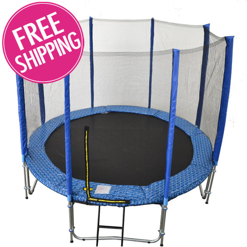 16ft Trampoline Net Built To Last Premier Trampolines