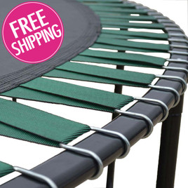 16ft Springless Trampoline Jumping Mat