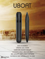 Kanger Uboat Black (with Refillable Cartridges) - Wholesale