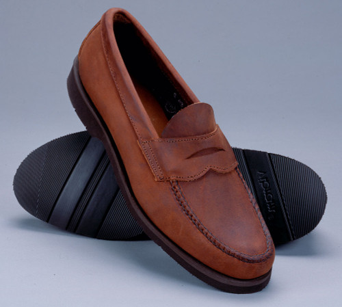 Chamois Loafer