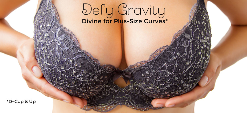 Double Scoop divine plus size curves
