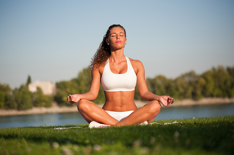 double-scoop new yoga dresses