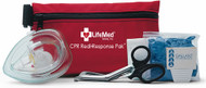 LifeMed Safety® CPR Redi+Response Pak®