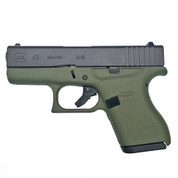 Glock 43 Battlefield Green