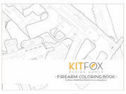 KITFOX Design Group Coloring Book