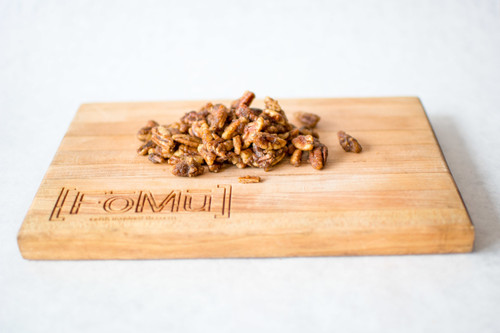 Chai Candied Pecans