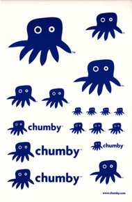 chumby Stickers - $50 Donation