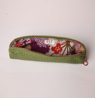 Mulholland Pouch Apple Green