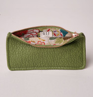 Wilshire Pouch Apple Green