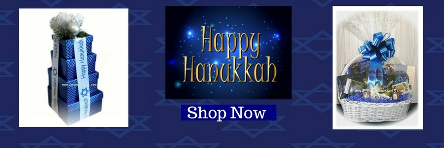 Hanukkah Gift baskets Miami
