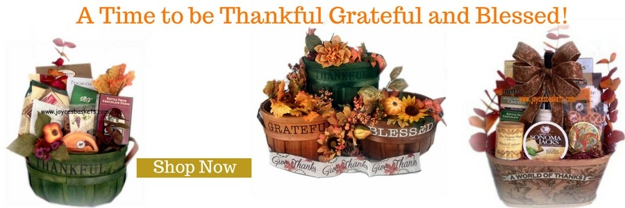 Thanksgiving Gift Baskets - Miami